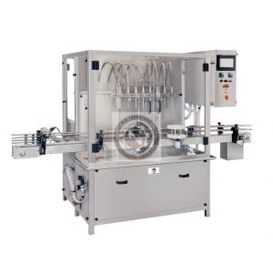 Automatic Electronic Flowmeter Filling Machine