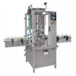 Automatic Hair Oil Bottle Capping Machine