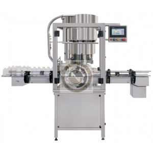 Automatic High Speed Inner Plug Capping Machine