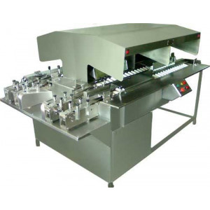 On-line Optical Roller Vial Inspection Machine