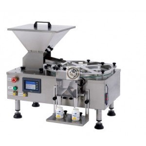 Semi Automatic Tablet Counting Filling Machine