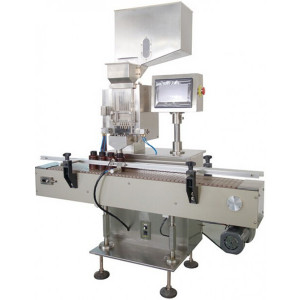 Tablet Pill Capsule Counting Filling Machine