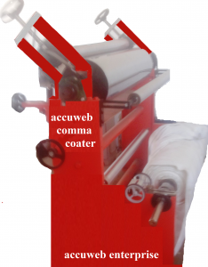 Comma Coater Manufacturer In Chennai
