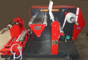 Doctoring Rewinding Machine Manufacturer In Mumbai