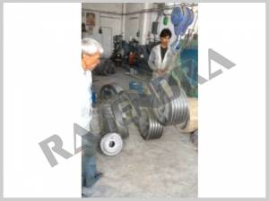 Ceramic Ball Mill Pulley