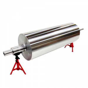Metal Jacketed Roller