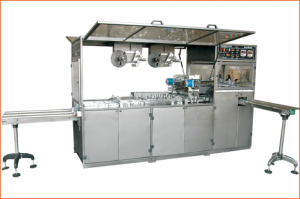 Soap Wrapping Machine (Double Track)